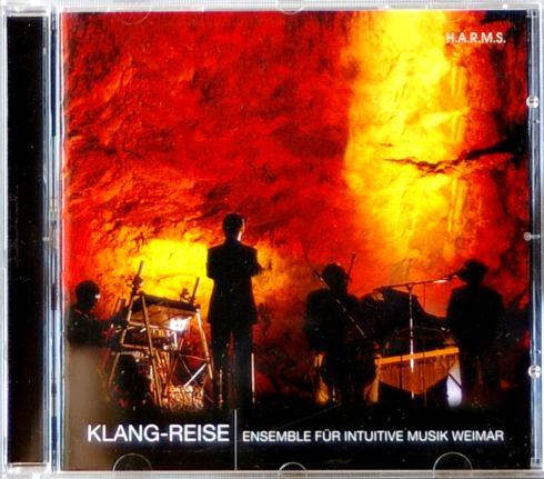 CD-Cover EfIM / Klang-Reise, für Details zur CD bitte anklicken.