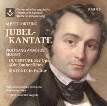 CD-Cover Lortzing / Jubelkantate u.a., für Details zur CD bitte anklicken.